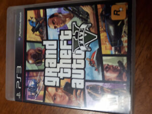 PS3 Games - GTA V and Call of Duty - COD MW2
