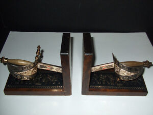 sword book ends Kitchener / Waterloo Kitchener Area image 1