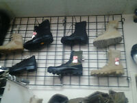 Army boots - Military boots - Swatt Boots - Security Boots -----