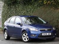 Ford Focus 1.6 2008 Zetec +YES GENUINE 30,000 MILES!! + WARRANTY
