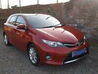 2013 Toyota Auris 1.6 Icon 5 Door HATCHBACK Petrol Manual