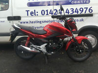 Honda GL125 / CB125F Learner Legal Commuter / Finance / Nationwide Delivery