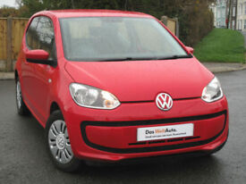 Volkswagen UP! 1.0 Move Up ( 60ps ) 2014 : One Owner : 36k mi