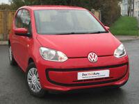 Volkswagen UP! 1.0 Move Up ( 60ps ) 2014 : One Owner : 36k mi