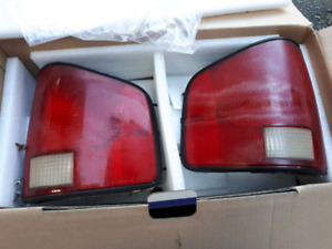 2001 Chevy s10 taillights