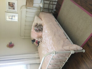 Double bed frame $250