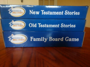 Bible kits and Family Bible game