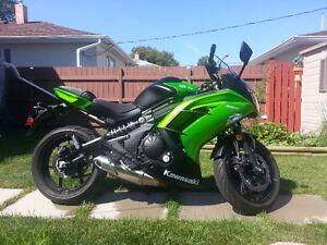 2014 Kawasaki Ninja 650 ABS **MINT CONDITION**FIRST OWNER**