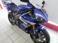 2007 YAMAHA R1 SUPERB STANDARD 1 OWNER UNDER SEAT MODEL WITH BOTH BOOKS AND KEYS