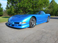 2001 Chevrolet Corvette John Greenwood Coupe (2 door)