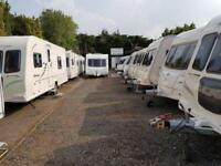 SURREY AND HANTS CARAVANS LTD, WE HAVE OVER 30 CARAVANS FOR SALE AT AFFORDABLE P