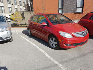 2007 Mercedes-Benz B200 RED AUTOMATIC Family-Kilometers 157,650