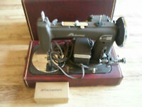 NATIONAL PRINCESS MODEL S-40 SEWING MACHINE