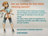 Are you looking for that WOW cleaning services????
