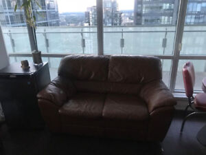 Great Quality Leather Couch