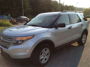 2011 FORD EXPLORER - 7 passenger SUV - PRICE REDUCED
