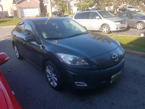 Mazda 3 GT 2010 FULLY LOADED NAVI / LEATHER SEATS