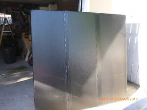 Truck Box Cover ( Solid 2 fold cover )= 5.9 Ft.Wide X 6 FT. Long