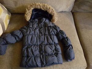 Girls coat size 5T