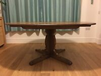 Ercol dining table for 8