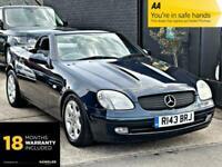 1998 Mercedes-Benz SLK SLK230 Kompressor 2dr Convertible Petrol Automatic