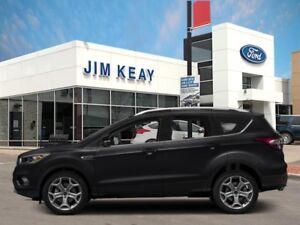 2017 Ford Escape Titanium  - Leather Seats -  Bluetooth - $111.8