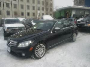 2008 Mercedes-Benz 4 MATIC ALL WHEEL DRIVE GOLD WARRANTY