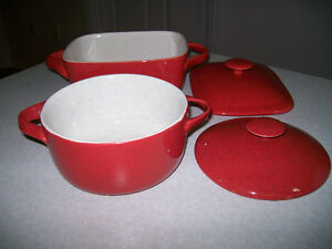 Bake Ware Dishes (New)