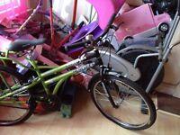Kids bike almost brand new