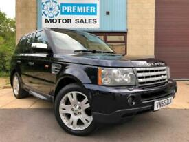 2005 (55) RANGE ROVER SPORT 2.7TD V6 HSE AUTO, SAT NAV, HEATED LEATHER, CRUISE
