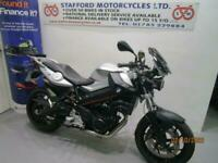 BMW F800R. IMMACULATE CONDITION. STAFFORD MOTORCYCLES LIMTED