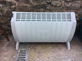 De Longhi electric heater 2500w £10