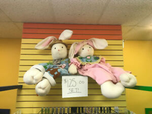 Easter Rabbit Decorations