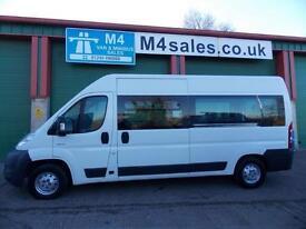 Citroen Relay 17 Seat Minibus