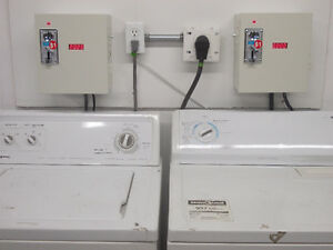 Kit for Domestic Washer/Dryer Coin Conversion Cambridge Kitchener Area image 1