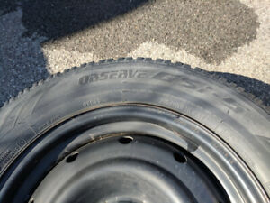 Toyo Observe GSI-5 tires and wheels kit for Subaru Forester