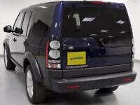 2014 Land Rover Discovery XS Commercial Sd V6 Auto Diesel blue Automatic