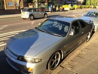 NISSAN SKYLINE R33 GTST SPEC 2 (TURBO) 2.5 MANUAL GOOD SPEC