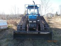 1996 New Holland 7740  (negotiable)