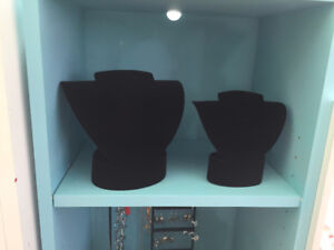 Jewellery  Store displays for sale