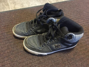 DC high tops size 8