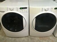 KENMORE HE3t STEAM Laveuse Secheuse Frontale  Washer Dryer