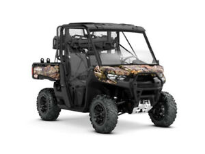 2019 Can Am Defender HD10 Hunter Edition
