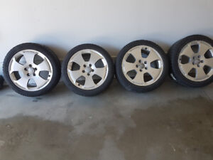 Audi Rims for 17 inch tires
