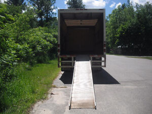 HOME 2 HOME MOVERS-PRICES ALWAYS INCLUDE-3 MOVERS-FUEL-TRUCK-HST Peterborough Peterborough Area image 8