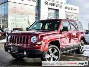 2017 Jeep Patriot High Altitude North, Sunroof, Company CAR, 4X4