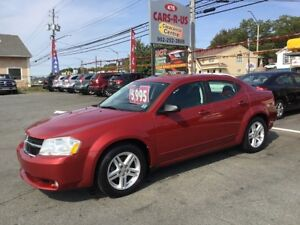 2010 Dodge Avenger  FREE 1 YEAR PREMIUM WARRANTY INCLUDED!!