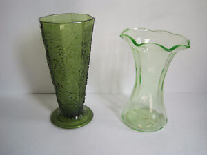 green glass lot