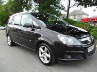 Vauxhall Zafira 1.9CDTi DIESEL 2006 SRi COMPLETE WITH M.O.T HPI CLEAR