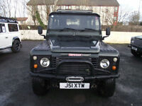 Land Rover 110 DEFENDER TURBO 300TDI